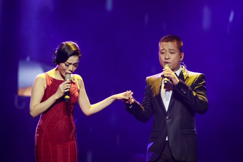 Mộng thấy ca sỹ được hát cùng ca sỹ Tuấn Hưng chốt ngay cặp 23 - 10.